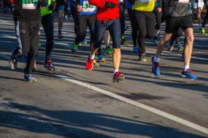 Stützpunkttraining Lauf