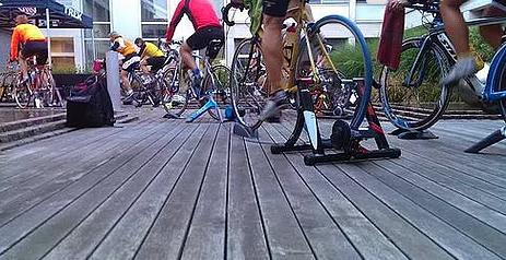Rad Rollentraining