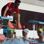 Schwimmen Trainings