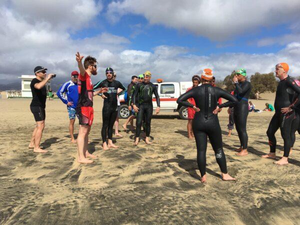 Triathloncamp Gran Canaria März