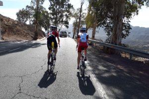 Triathloncamp Gran Canaria Januar