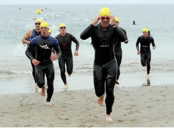 Openwater Schwimmtraining