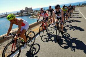 Radcamp Gran Canaria März