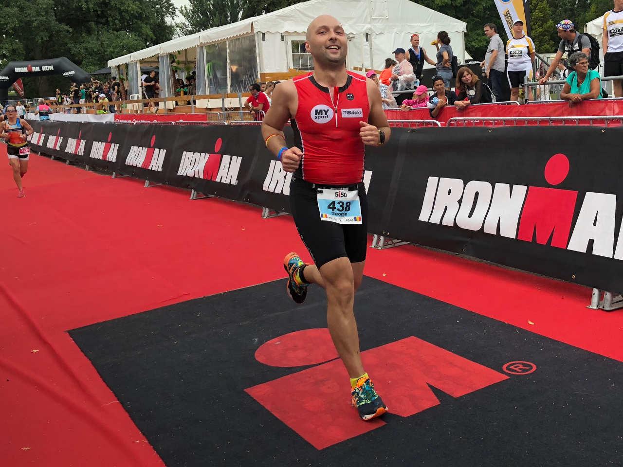 ersten Ironman