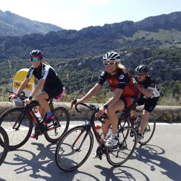 Triathloncamp Mallorca April 2021