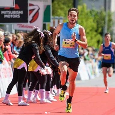 Florin Salvisberg Teamathlet