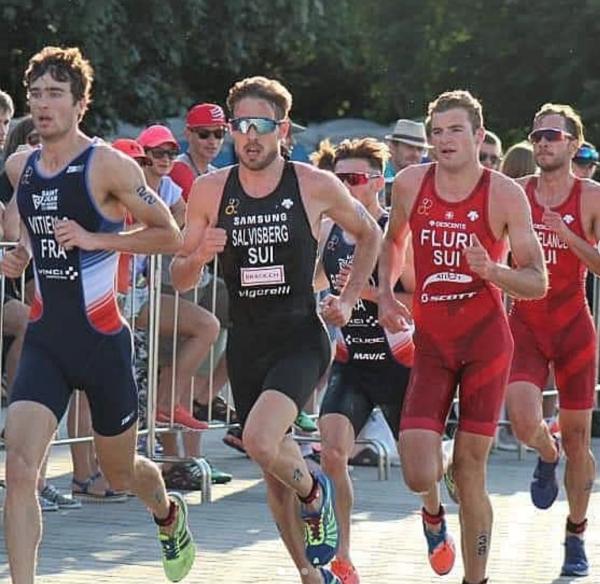 Dnipro ETU Sprint Triathlon