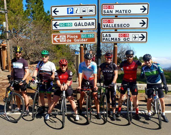 Triathloncamp Gran Canaria