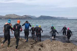 Triathlon-Camp