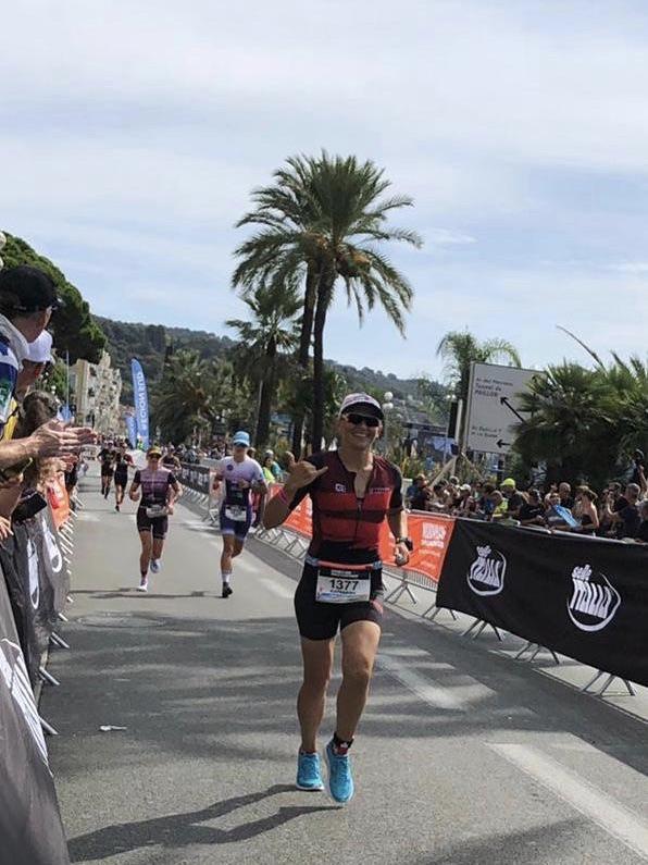 WM Ironman 70.3 Nizza