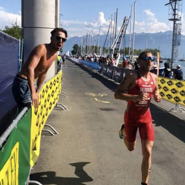 Lausanne ITU World Triathlon