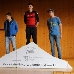 Bike-Duathlon Aeschi