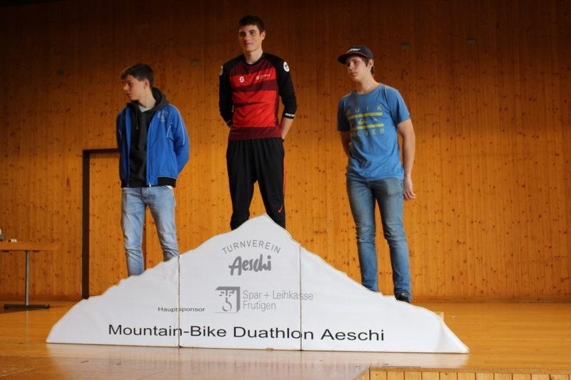 Bike-Duathlon Aeschi